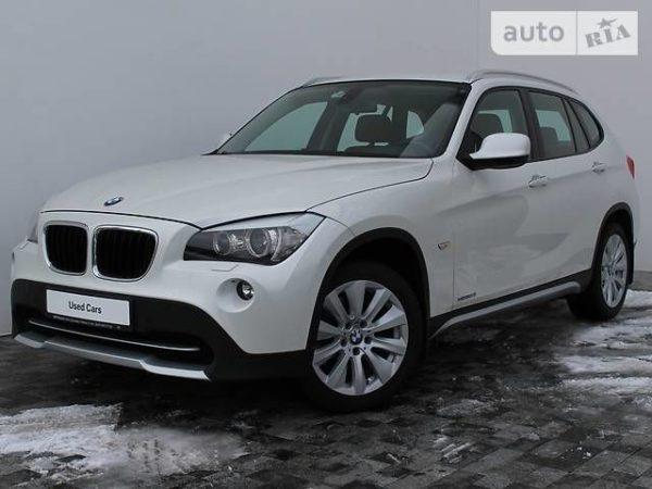 Купить б/у BMW X1 в Киеве от 13010$ на automoto.ua